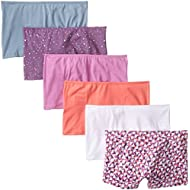 Fruit of the Loom Women's Boyshort Panties