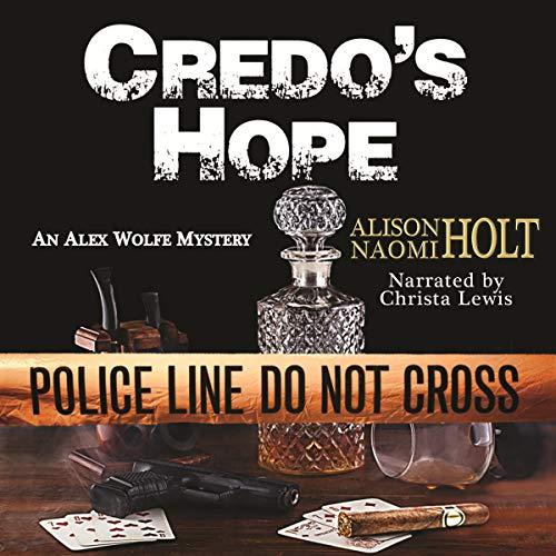 『Credo's Hope』のカバーアート
