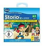 VTech 80-231604 - Lernspiel Jake und die Nimmerland Piraten (Storio 2, Storio 3S) -