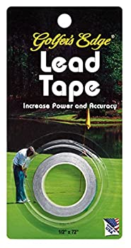 Unique Sports Golf Lead Tape 1/2-inch Wide x 72