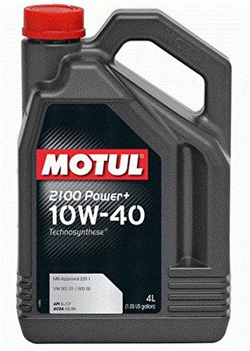 Motul 2100Power + 10W40Aceite de 4l.