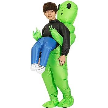 Disfraz de Noacog para cosplay, disfraz inflable, disfraz de alien ...