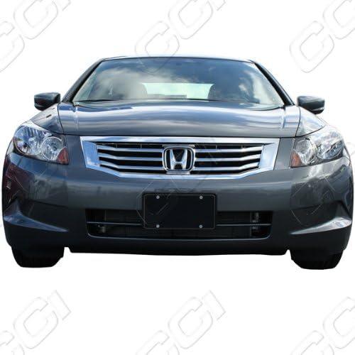 wholesale 2008, 2009, outlet sale 2010 Honda Accord Sedan 4 DR. (LX, EX, EX-L) Chrome wholesale Overlay Grille outlet online sale