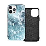 Coque de téléphone personnalisée Compatible avec Sea Samsung WA iPhone VES 12/11 Water Pro Gal...