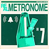 Metronome - 105 bpm (In 7) [Loopable]