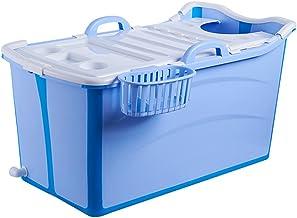 Vasca Per Bambini Da Mettere Nella Doccia.Amazon It Vasca Da Bagno Portatile Per Adulti Casa E Cucina