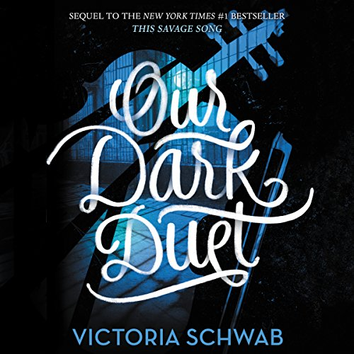 Our Dark Duet audiobook cover art