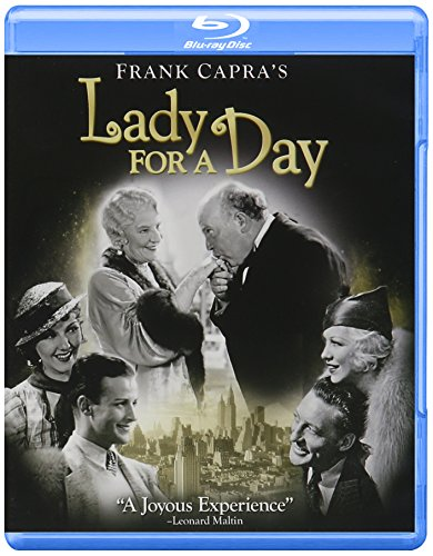 Best Lady for A Day Blurays