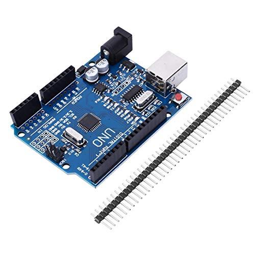 Kleine elektronische Komponente, R3-Entwicklungsplatine, kostengünstig Bequem zu verwenden Atmega328-Mikroprozessor-Controller für Atmel-Mikroprozessor-Controller