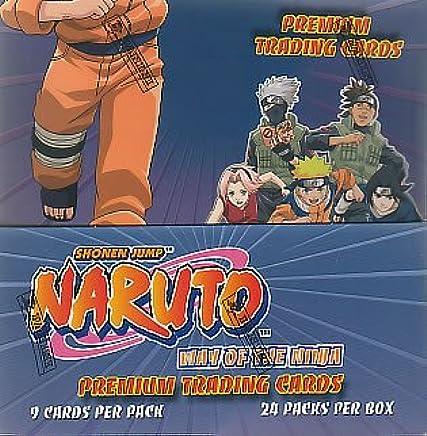 Amazon.com: NARUTO WAY OF THE NINJA TRADING CARD BOX BY ...