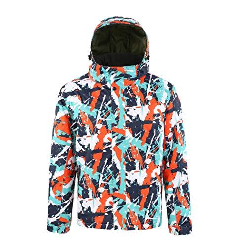 CMP mtex snowboardjacke Man Jacket ZIP Hood negro impermeable transpirable