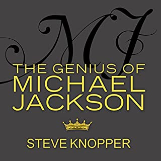 MJ audiobook cover art