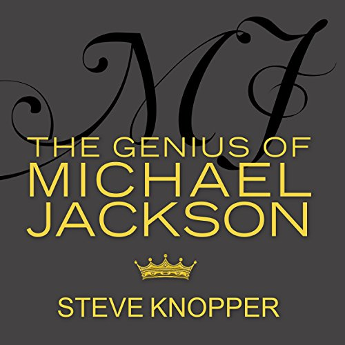 MJ audiobook cover art