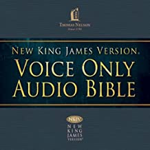 Voice Only Audio Bible - New King James Version, NKJV: (17) Proverbs, Ecclesiastes, and Song of Solomon