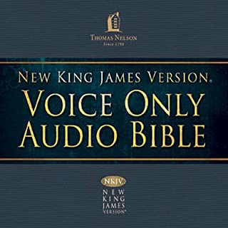 Voice Only Audio Bible - New King James Version, NKJV: (18) Isaiah audiobook cover art