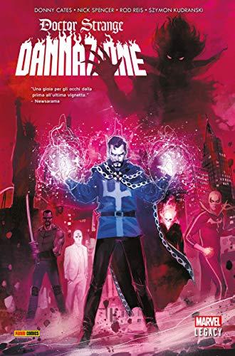 Doctor Strange: Dannazione (Italian Edition)