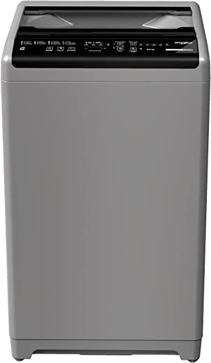 Whirlpool 6 Kg 5 Star Royal Fully-Automatic Top Loading Washing Machine (WHITEMAGIC ROYAL 6.0 GENX, Satin Grey, Hard Water Wash) 1