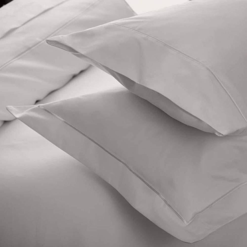 Belledorm - Funda de Almohada Continental de algodón Egipcio de ...