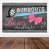 Bellimas Blackboard Burnouts or Bows Gender Reveal...