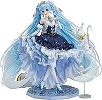 キャラクター・ボーカル・シリーズ01 初音ミク 雪ミク Snow Princess Ver. 1/7スケール ABS&PVC製 塗装済み完成品フィギュ...