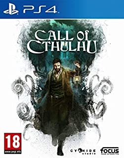 Call Of Cthulhu - Playstation 4 (B07DRYHSWN)   Amazon price tracker / tracking, Amazon price history charts, Amazon price watches, Amazon price drop alerts