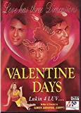 Valentine Days Lukin 4 Luv..(Brand New Single Disc Dvd, Hindi Language, With English Subtitles, Released By Media Partners INC)