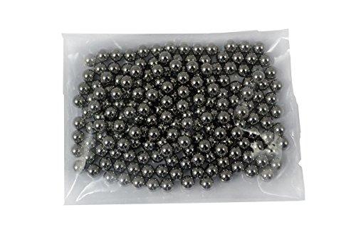 Sector 71 14mm Hochwertige Stahlkugeln 100 Stück für Schleuder oder Kugellager EINWEG