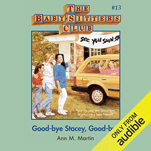 Good-Bye Stacey, Good-Bye cover art