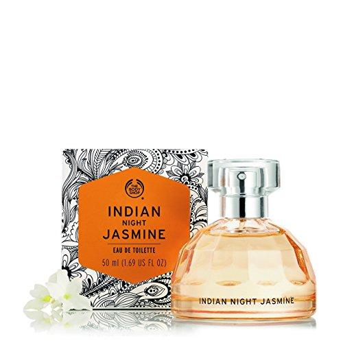 The Body Shop Eau De Toilette Indian Night Jasmine 50ml by The Body Shop