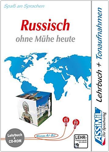 Russisch ohne Mühe heute. Multimedia-PC. Lehrbuch + CD-ROM: Lehrbuch (Niveau A1 - B2) und CD-ROM