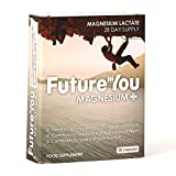 Magnesium+ | Magnesium Lactate Supplement from FutureYou | Better Absorption Than Standard Magnesium | Supplements by Cambridge Nutraceuticals