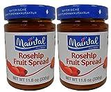 Maintal Rosehip Premium Fruit Spread, 11.6...