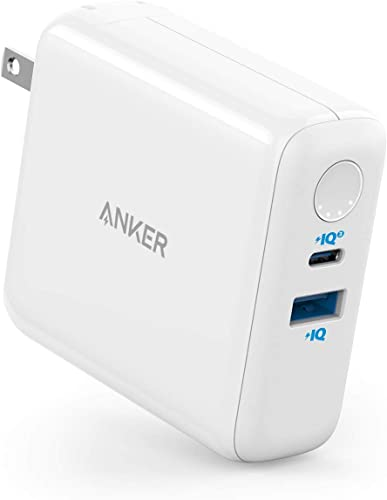 popular Anker PowerCore Fusion III PIQ 3.0, 18W USB-C Portable online Charger 2-in-1 with Power Delivery Wall Charger sale for iPhone12,12Mini, 11, iPad, Samsung, Pixel and More outlet sale