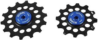 Kogel Bearings Oversize Hybrid Ceramic Pulleys; Road; Shim 9100/8000 - PUL-OS-SHIM9100