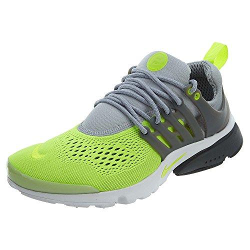 Nike AIR Presto Ultra BR Mens Running-Shoes 898020-004_9 - Wolf Grey/Volt-Dark Grey-White