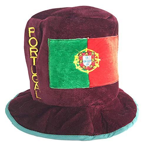 Black Temptation Disfraz de Sombrero de Bufón Sombrero de Bufón Divertido Disfraces de Fiesta de Halloween, Sombrero de Payaso # 2