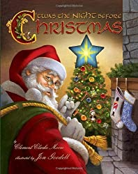 Twas The Night Before Christmas (AniMotion) by Clement Clarke Moore (2009-09-15)