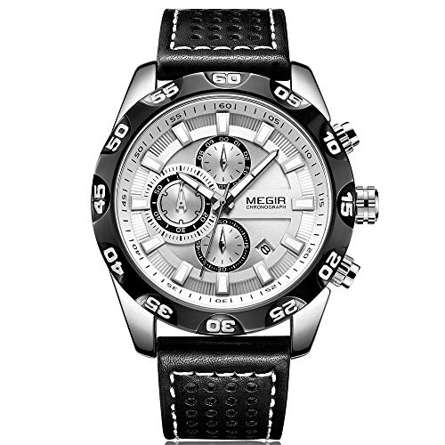 orologio megir Megir - Orologio da polso da uomo di lusso