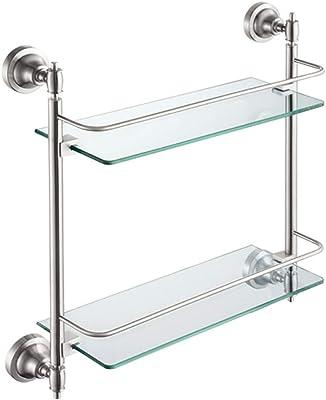 Amazon.com: BSEL Estante de baño para cosméticos, estante de ...