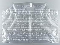 cotta フラットバッグ SS フランス 半透明 巾24×長さ26×底ガゼット6.5cm、口折:7.5cm 78497 100枚入