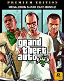 "Grand Theft Auto V Premium Edition & CashCard ""Megalodon"" im Bundle | PC Code"