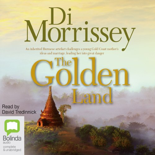 The Golden Land cover art