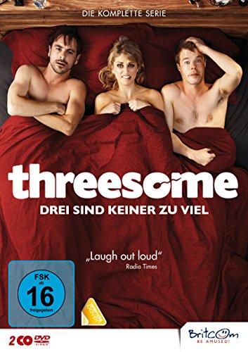 Threesome - Drei sind keiner zuviel: Die komplette Serie (2 DVDs)
