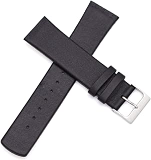 Watch Technicians Genuine Leather Skagen Band/Strap with Screws Fits Selected Models Listed Below