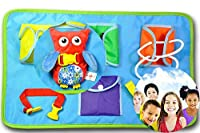 TOKIX 布のおもちゃ 1歳おもちゃ おもちゃ1歳 知育玩具1歳 知育玩具2歳 指先の知育 おもちゃ布製 布製玩具ランキング