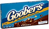 Goobers Fresh Roasted Peanuts with Classic Milk Chocolate, Bulk Ferrero Candy, Perfect Easter Egg Basket Stuffers, 3.5 Ounce (Pack of 15)