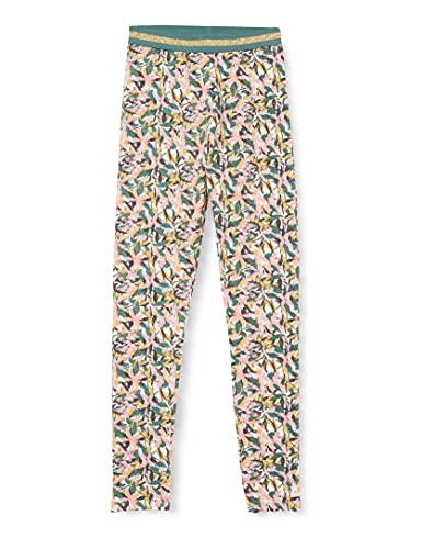 Noppies G Legging Lockport Mallas, Snow White-P098, 110 cm para Niñas