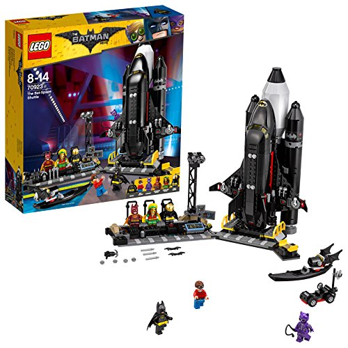 LEGO - 70923 - Batman Movie - Transbordador Espacial de Batman