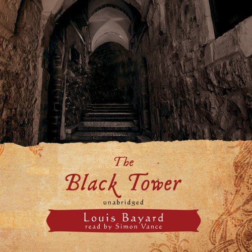 The Black Tower Audiobook By Louis Bayard cover art