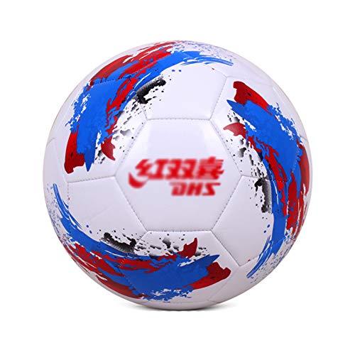 CKR Children's Football Training No. 4 Ball, Children's Football, Professional Training Wear-Resistant, Wrapped Yarn Liner + TPU,d